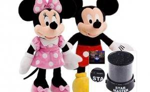 Mickey / Minnie + Star Master