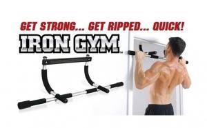Iron Gym -Aparat fitness multifunctional