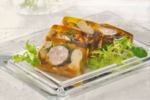 Ton in aspic