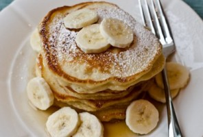 Pancakes de post