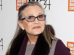Celebra actrita Carrie Fisher a murit