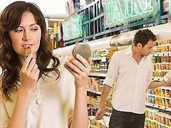 Cum il seduci in supermarket?