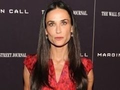 Demi Moore - internata in spital din cauza anorexiei?