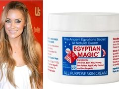 (P) EGYPTIAN MAGIC in trusa cosmetica a celebritatilor -Lauren Conrad -
