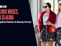 Din cele mai importante capitale ale modei la Fashion & Beauty Corner: Fabulous Muses, Alina Tanasa si Diana Enciu vin in weekend la Ploiesti Shopping City