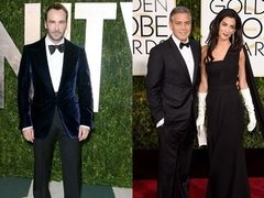 George Clooney si Tom Ford isi unesc fortele pentru un thriller fashion