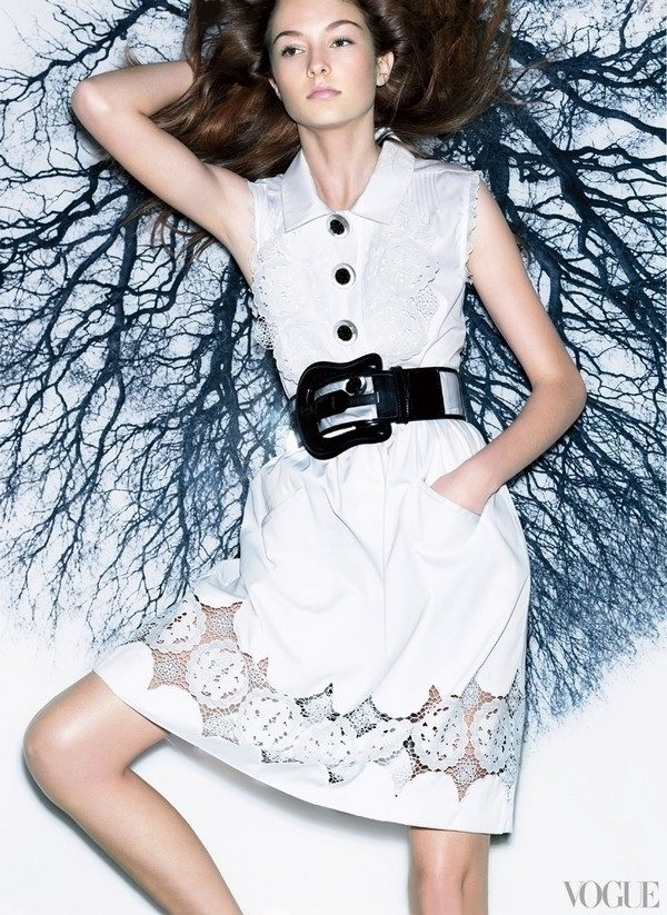 Iarna in Vogue